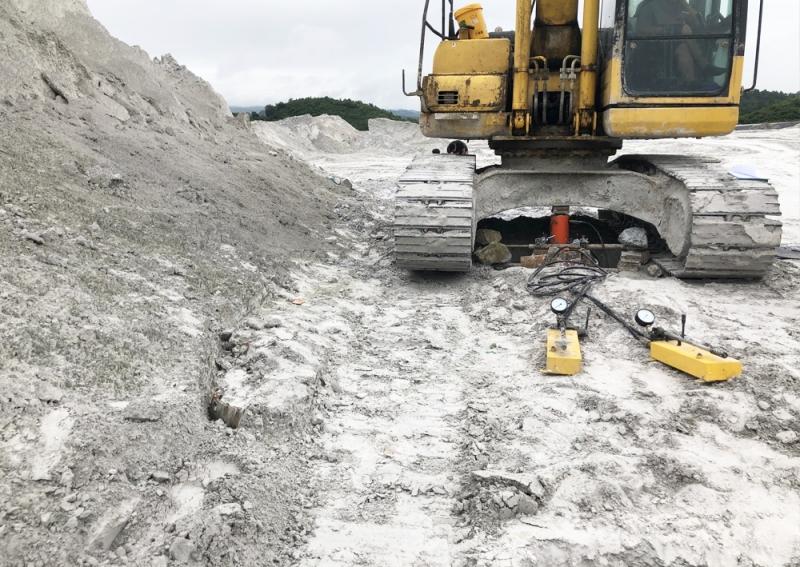 磷石膏现场直剪
