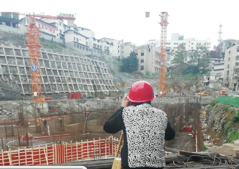 修文县边坡变形、房屋沉降监测